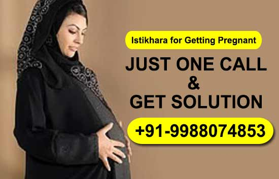 Istikhara for Getting Pregnant